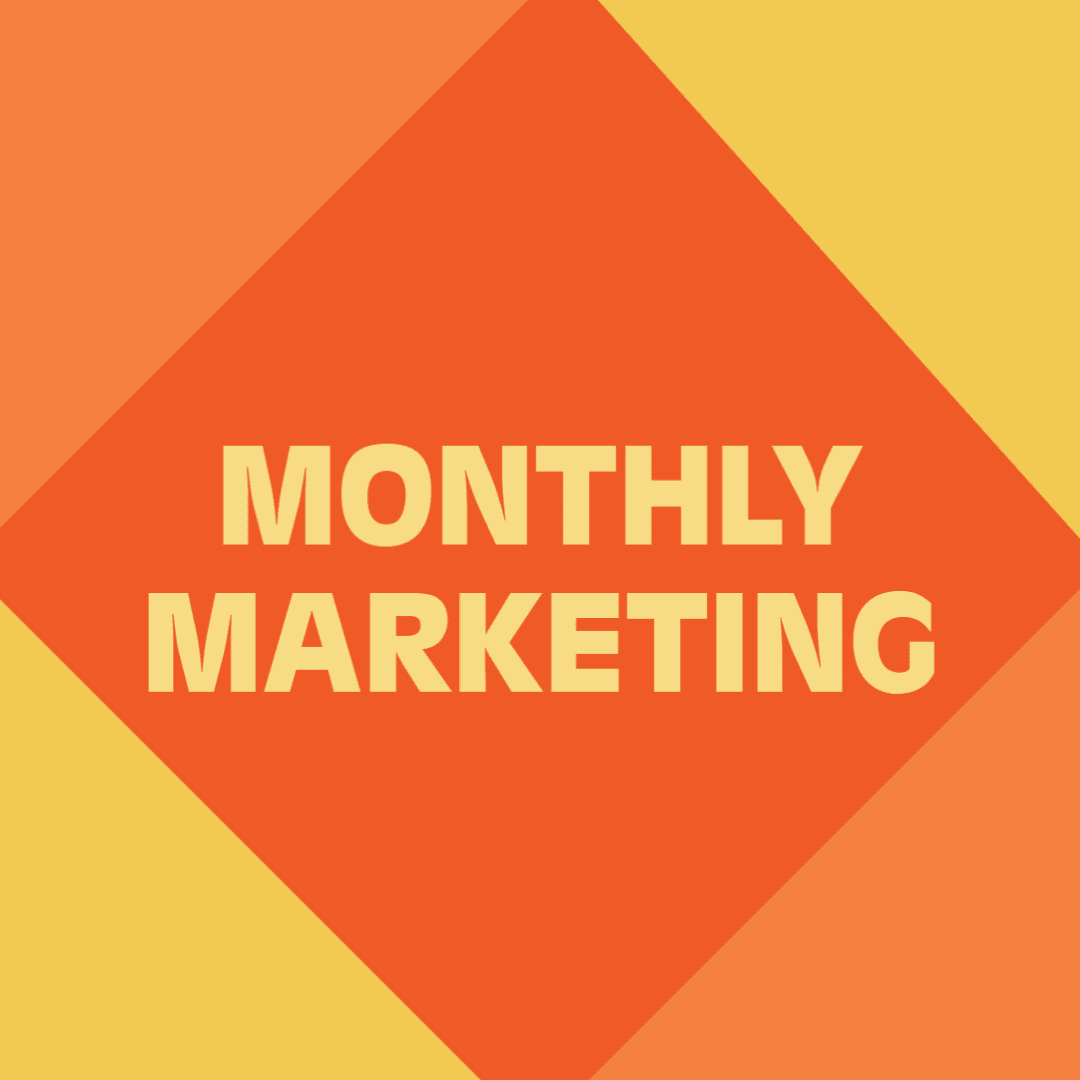Monthly Marketing Service