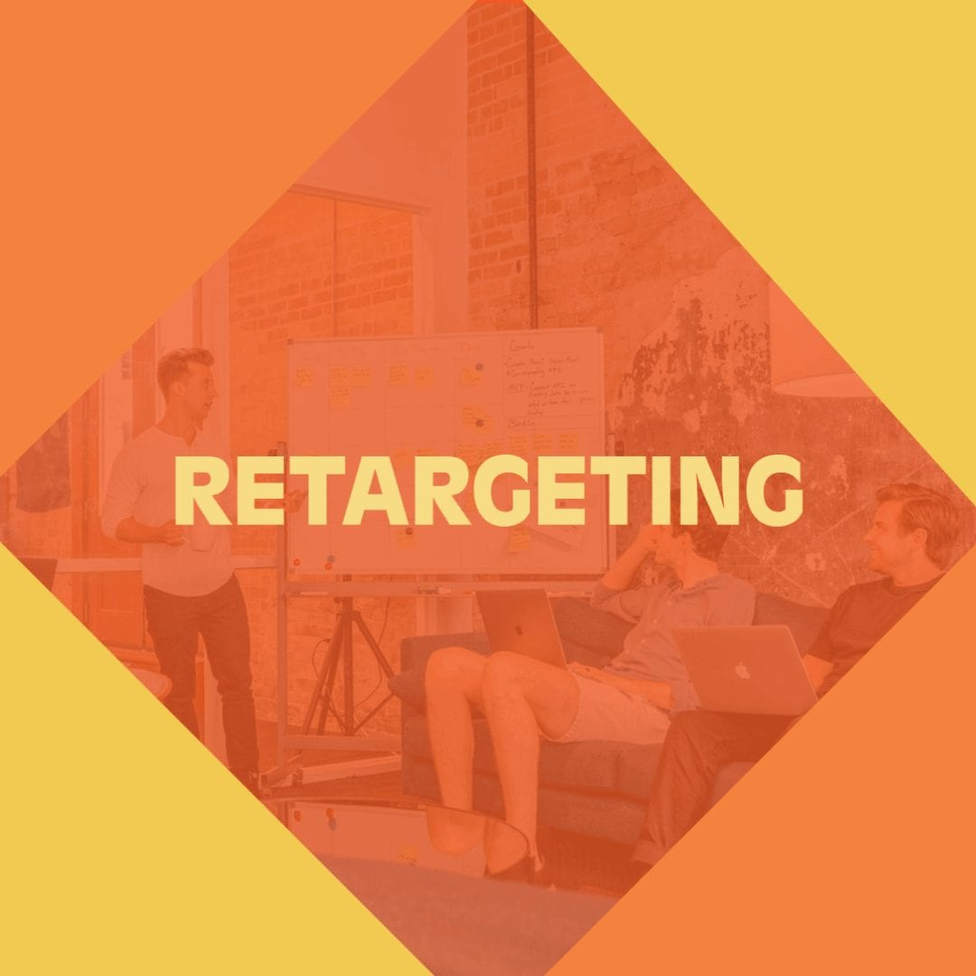 Retargeting via Google