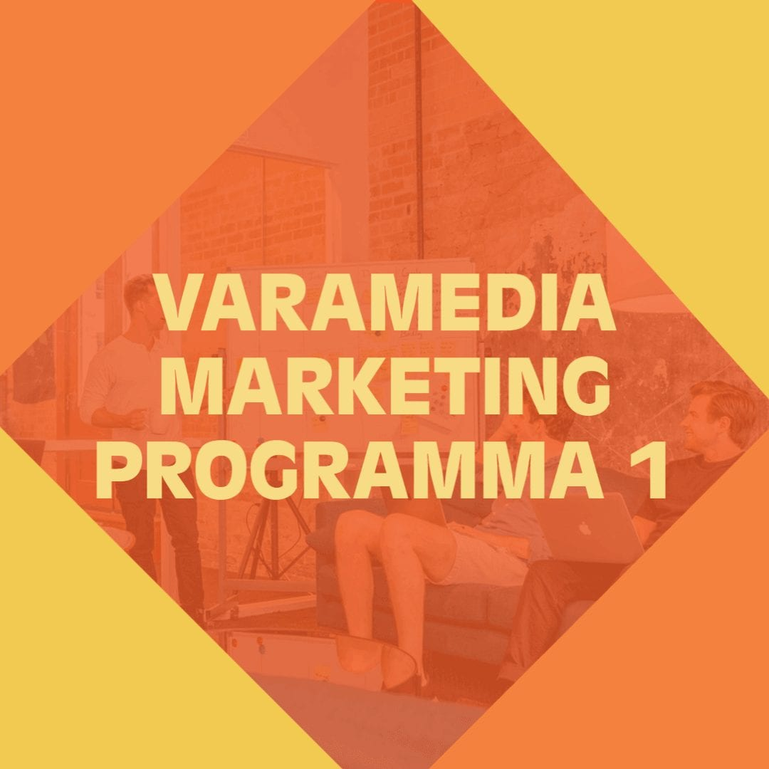 Varamedia marketing programma 1