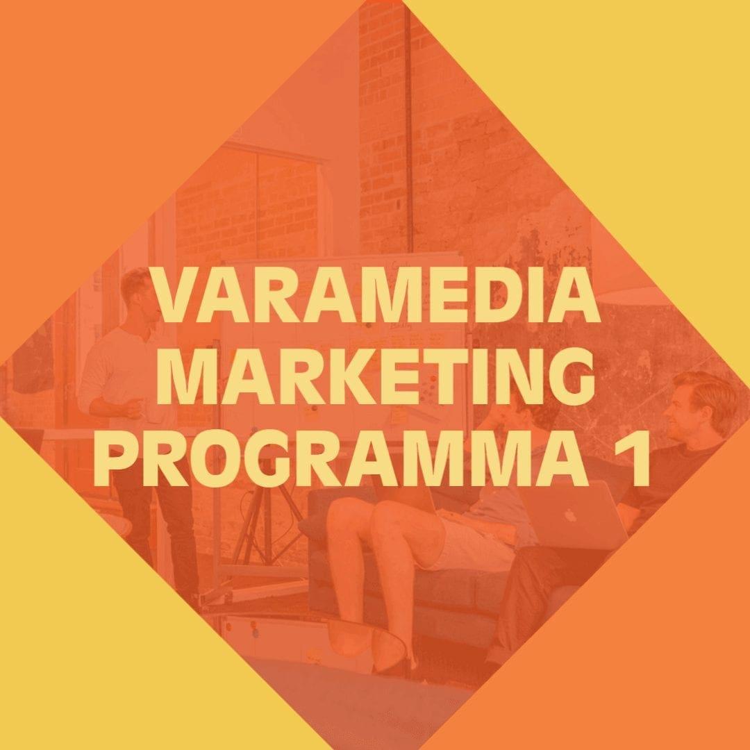 Varamedia marketing programma 1