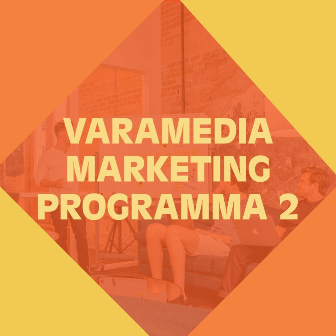 Varamedia marketing programma 2