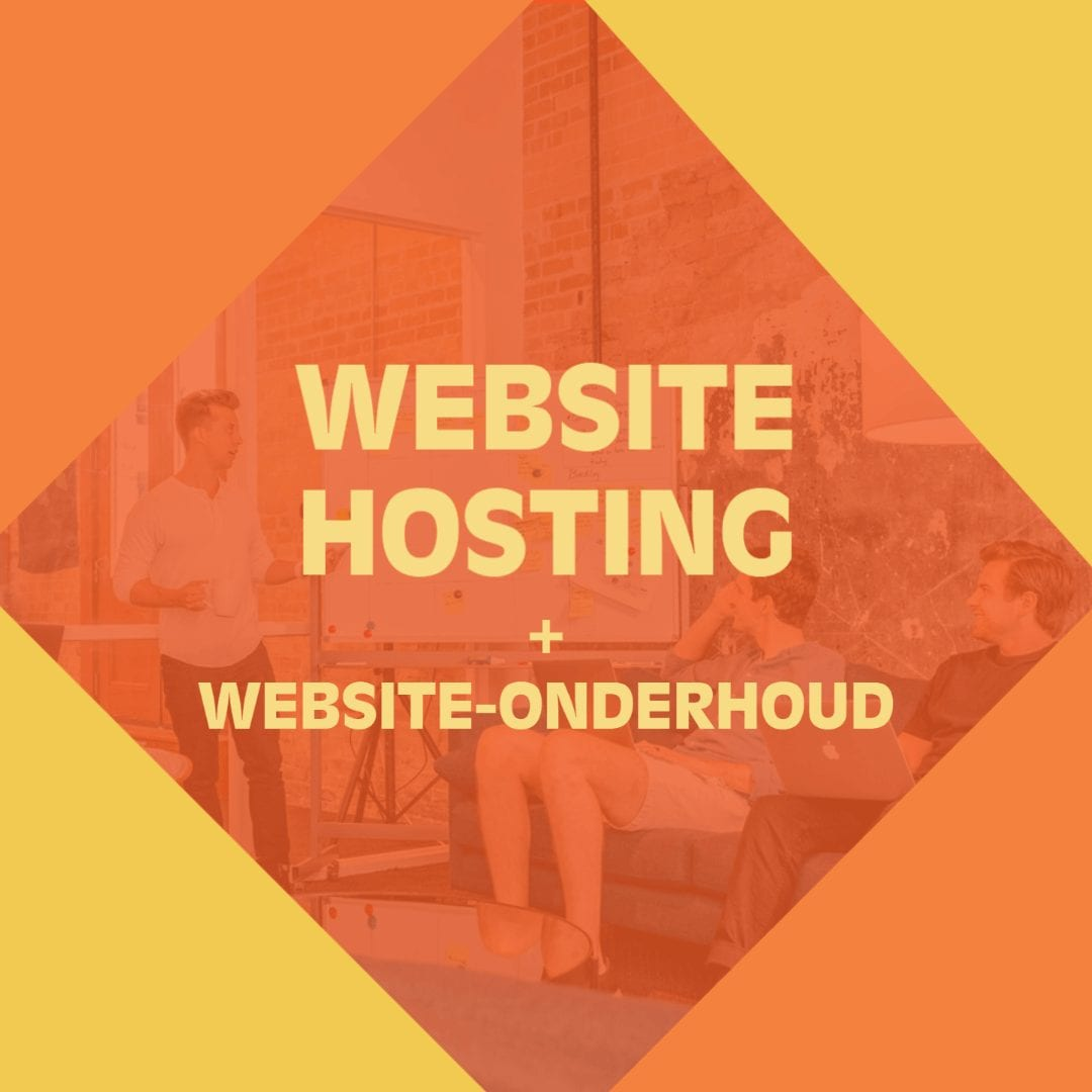Website-hosting en Website-onderhoud