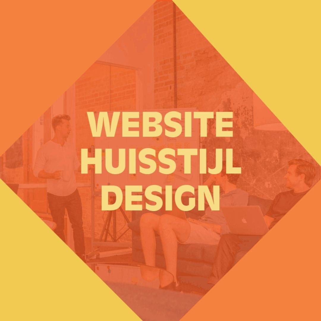Website huisstijl design