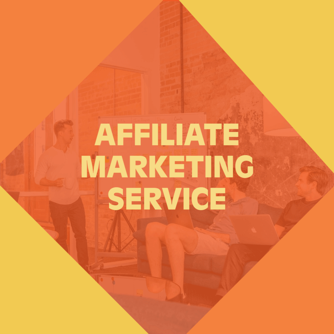 Affiliate Marketing Agency Consulting