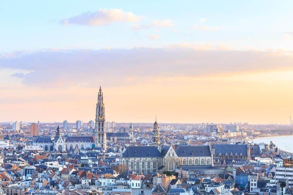 Webdesignbureau in Antwerpen